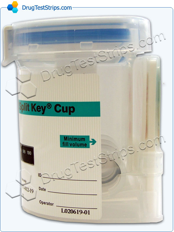 Integrated 6 Panel (COC/MAMP/THC/MDMA/OPI/OXY) E-Z II Test Cup