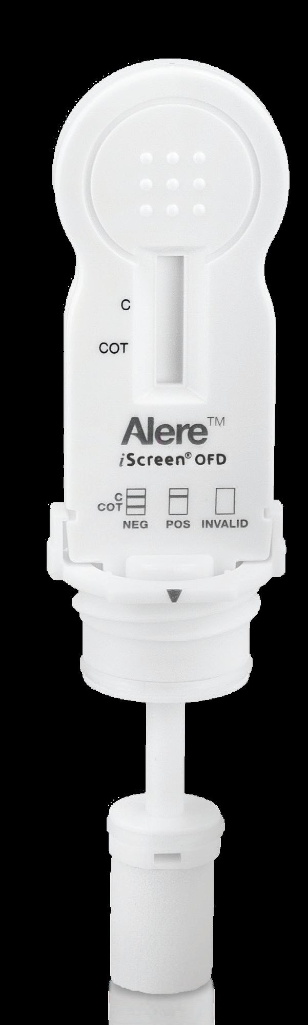 I Screen Cotinine ORAL Fluid Test Device