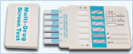 12-Drug Test Card (COC/ AMP/  mAMP/  THC / MTD/  MDMA/  OPI/ OXY/  PPX/  PCP/  BAR/  BZO)