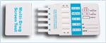 5-Drug Test Card (COC/mAMP/THC/OPI/MDMA)